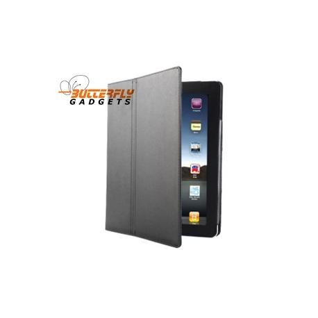 Hoes en tevens standaard voor de iPad 2 (zwart)