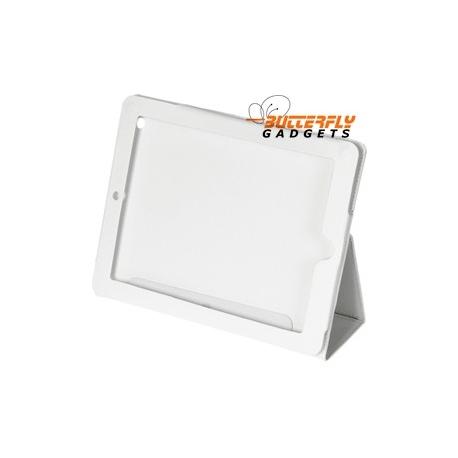 Hoes en tevens standaard voor de iPad 2 (wit)
