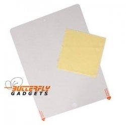 Screenprotector voor de iPad 2, inclusief schoonmaakdoekje