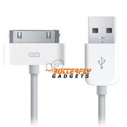 USB data sync kabel voor de iPhone (wit, 1 meter)