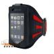 Sport armband voor de iPhone 3, 3G, 3GS, 4, 4G, 4S (rood)
