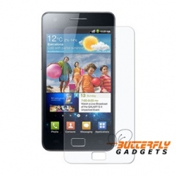 Screen protector voor de Samsung Galaxy S2 i9100