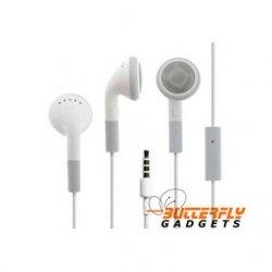 Handsfree headset voor iPhone en iPad met ingebouwde microfoon