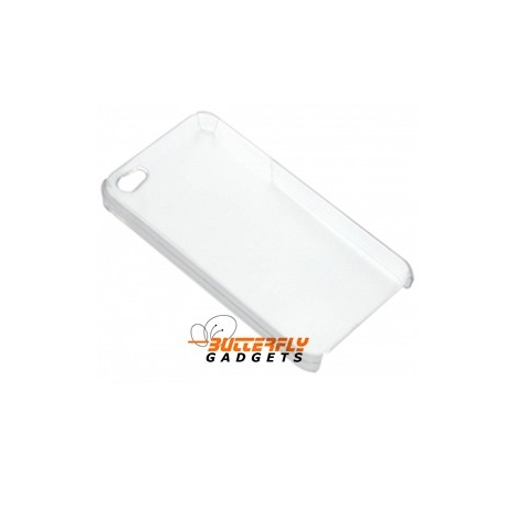 Achterkant case voor iPhone 4, 4s (crystal hard cover case)
