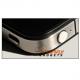 Stofkapje voor de hoofdtelefoon aansluiting voor de iPhone 3, 4 en iPad - Wit