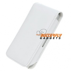 Flipcase voor de iPhone 4, 4S - Wit