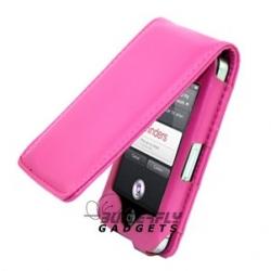 Flipcase voor de iPhone 4, 4S - Roze