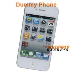 Displaymodel - speelgoedmodel iPhone 4 - Wit