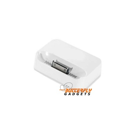 Dockingstation (bureaulader) voor iPhone 3G, 3GS (wit)