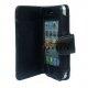 Bookcase (boekvorm hoesje) voor iPhone 4, 4s met twee vakjes voor pasjes