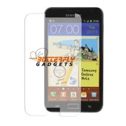 Screen protector voor de Samsung Galaxy Note (N7000)