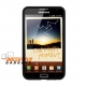 Zachte TPU case voor de Samsung Galaxy Note N7000 i9220 - Zwart