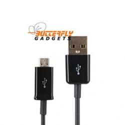 Micro USB oplaad en data kabel voor vele smartphone modelen
