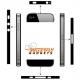 Decals voor de iPhone 4s - Geef uw iPhone een aparte look!