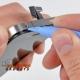 9 delige gereedschapset om o.a. de iPhone 4, 4s te monteren en demonteren