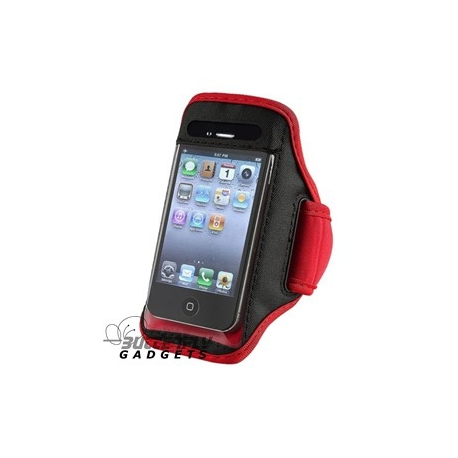 Lichtgewicht sportarmband voor de iPhone 3, 3Gs, iPhone 4, 4s en iPod Touch 4