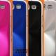 Aluminium achterkant hoesje voor de Samsung Galaxy S3 SIII i9300