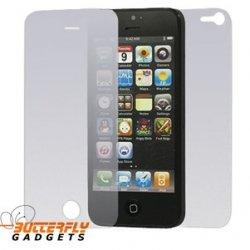 Voorkant (scherm) en achterkant bescherming folie voor de iPhone 5