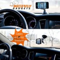 Universele autohouder met clipsysteem voor smartphones - GEEN verzendkosten!