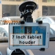 Hoogwaardige tablet houder voor in de auto voor o.a. Samsung Galaxy Tab en iPad Mini