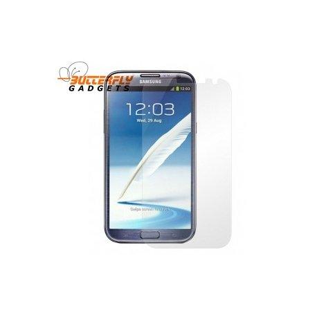 Scherm beschermingsfolie - screenprotector voor de Samsung Note 2 N7100