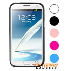 Zeer goed passend TPU hoesje voor de Samsung Note 2 N7100 - Vele kleuren