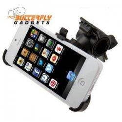 Houder voor op de fiets (stuurhouder) voor de iPhone 5 - GEEN verz.kosten