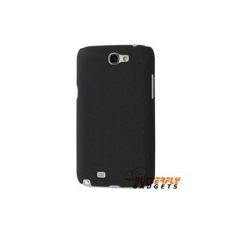 Superdun hoesje met stroeve grip voor de Samsung Galaxy Note 2 N7100