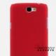 Superdun maar sterk hoesje met stroeve grip voor de Galaxy Note 2 N7100