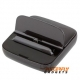 Dockingstation - Bureaulader voor Samsung Galaxy S2, S3, Note, Note 2 - Zwart